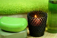 Green spa therapy
