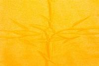 Close-up yellow fabric textile texture