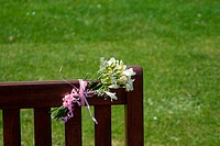 Flowers in Remembrance