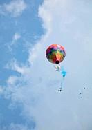Balloons and aircraft