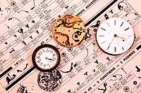 Vintage Watch Movements