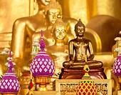 Buddha statue, Chiang mai Thailand