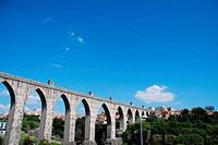 Aqueduct in Lisbon