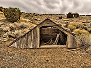 Frisco mining ghost town