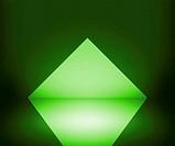Dark Green Spotlight Backdrop
