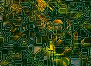 multiple tech futuristic abstract backgrounds