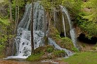 Bigar river waterfall, Serbia