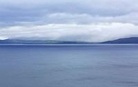 Beautiful scenery along the Atlantic Ocean.