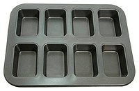 Baking Pan Isolated Over White Background