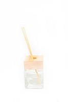incense stick aroma oil in square bottle
