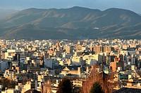 Kyoto, Japan - city in the region of Kansai.