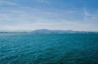 Sea in Santander
