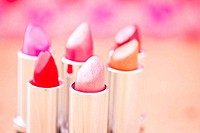 glamour lipsticks in different colors