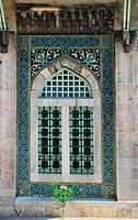 Ottoman style window