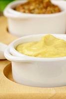 French mustard sauce