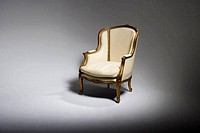 Real photo of classic armchair