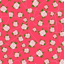 Little Rose seamless background