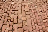 brick street texture