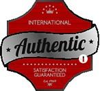 retro label sticker