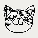 Doodle Cat
