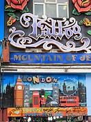 Camden High Street London England.