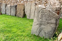The archaeological site of Monte Alban 10 km from Oaxaca is the most important ceremonial center of the Zapotec culture. It is located at the top of a...