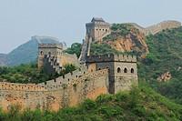 Great Wall of China at Jinshanling.