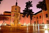 Romantic museum of history of Madrid, Spain.