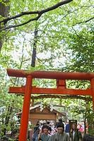 Japan, Kyoto, Temple