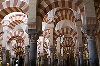 Euope, Spain, Anadalusia, Cordoba, Cathedral, Mosque