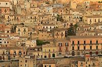 Modica, Sicily, Italy.
