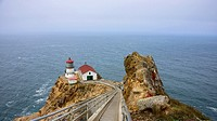 Point Reyes Lighthouse, California, USA.