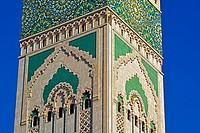 Mosque Hassan II.