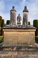 Alcazar of Catholic Kings, Córdoba, Andalusia, Spain, Europe.