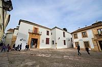 Museo Taurino de Cordoba, Córdoba, Andalusia, Spain, Europe.