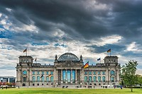 The building of the Reichstag was built between 1884 and 1894 by Paul Wallott. The Reichstag is located in the capital of the Federal Republic of Germ...