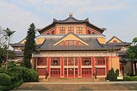 Sun Yat-sen Memorial Hall. Guangzhou, China.