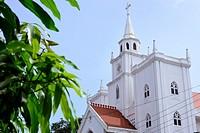 Catholic church of Ernakulam, Kerala, India.