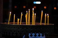 Jordan. Madaba. St George´s Greek Orthodox Church