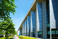 Centre of Biotechnology and the Environment at Adlershof Science and Technology Park Park in Berlin, Germany.