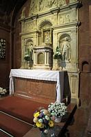 Hungary, Esztergom, Basilica, interior,.