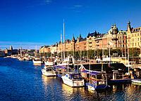 Strandvägen. Stockholm. Sweden