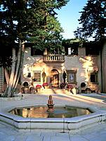 A.Granatelli´s Villa sotto il monte. Montecito. Santa Barbara. California. USA