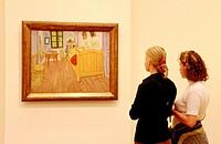 Van Gogh Museum. Amsterdam. Holland
