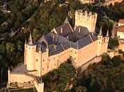 Alcázar. Segovia. Spain