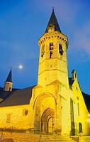 Church of Sant Miquel. Vielha. Lleida province. Spain