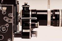 Bolex 16mm camera.