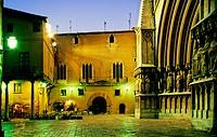 Cathedral. Tarragona, Catalonia. Spain.
