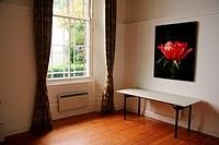 Exhibition hall, Royal Botanical Gardens, Edinburgh. Scotland, UK