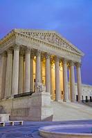 US Supreme Court, Washington D.C. USA